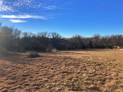 10.97 Acres For Sale With Trees : Sunset : Wise County : Texas