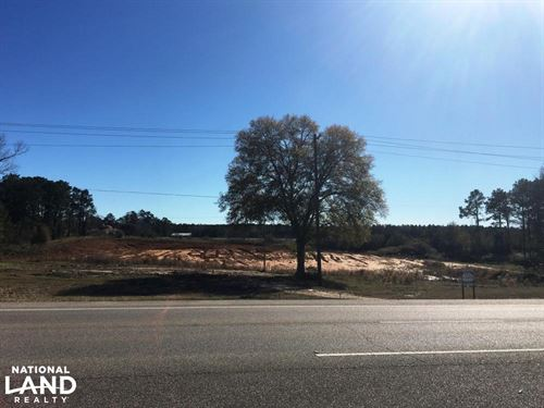 Hwy 98 Commercial Site : Hattiesburg : Lamar County : Mississippi