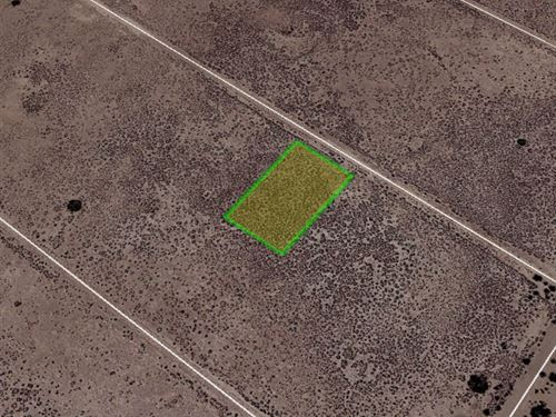 Half Acre Lot For Your Dream Home : Deming : Luna County : New Mexico
