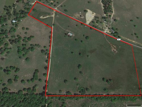 Great 36 Acre Tract : Tyler : Smith County : Texas