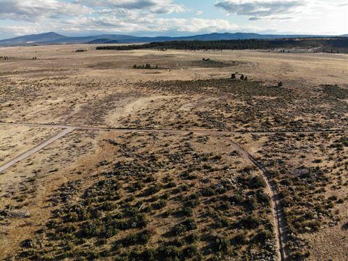 Outdoorsman's Dream, 1.48 Acres : Chiloquin : Lake County : Oregon