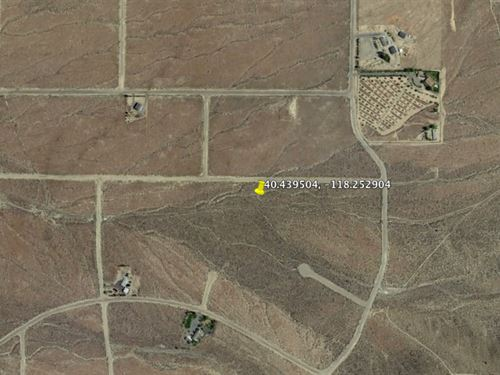 2.37 Ac Residential, Mountain Views : Lovelock : Pershing County : Nevada