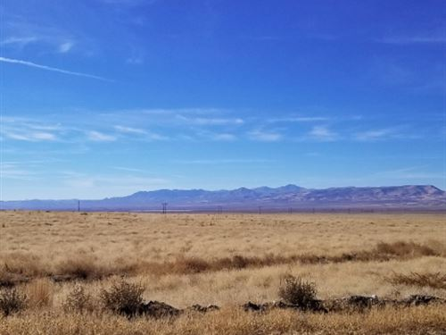 40 Ac Ranch And Retreat, No Zoning : Crescent Valley : Eureka County : Nevada