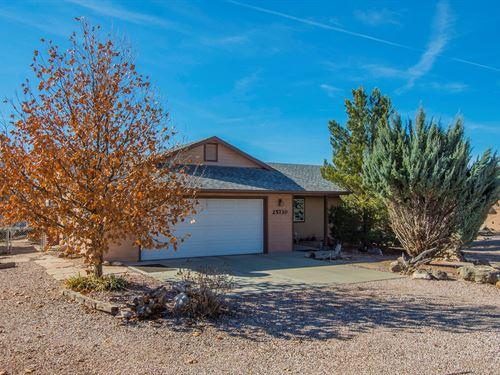 Home Garage/Workshop Horses Allowed : Paulden : Yavapai County : Arizona