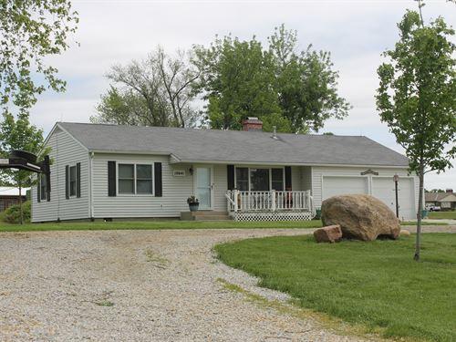 Country Home, South Cameron MO : Cameron : Clinton County : Missouri