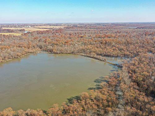 Western Missouri Duck Hunting : Rockville : Bates County : Missouri