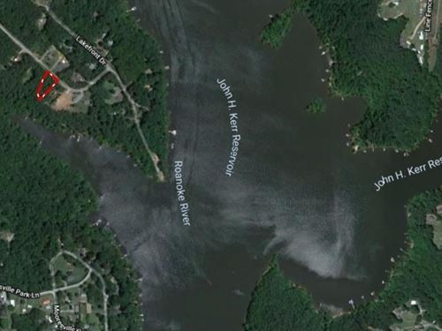 Lot All Lake Amenities Buggs Island : Clarksville : Mecklenburg County : Virginia