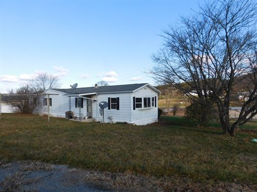 Nice Mobile Home 3/4 Acre Lot City : Augusta : Hampshire County : West Virginia