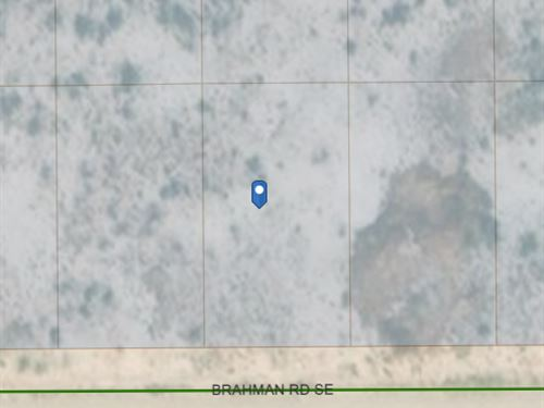 Recreational Lot : Deming : Luna County : New Mexico