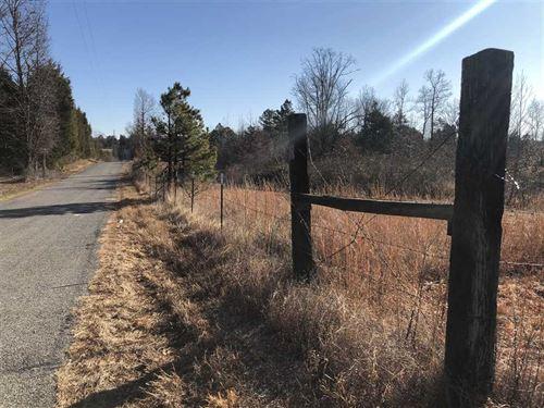 61.15 Acres of Premier Whitetail : Guy : Faulkner County : Arkansas