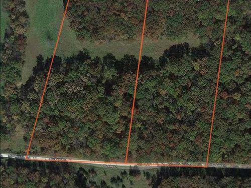 Nice 5 Acre Building Lot in Cole : Cole Camp : Benton County : Missouri