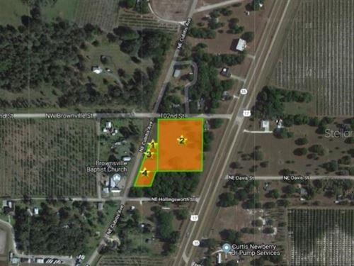 3+ Acres in Arcadia, FL : Arcadia : Desoto County : Florida