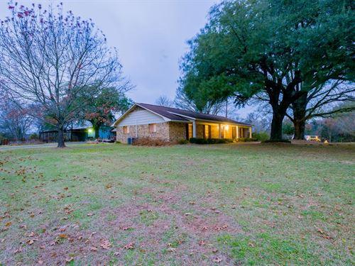 Country Home Longview TX Gilmer Isd : Longview : Upshur County : Texas