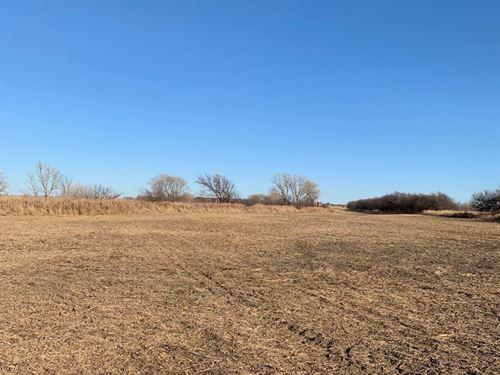 Hunting, Farming Land Kay County : Blackwell : Kay County : Oklahoma
