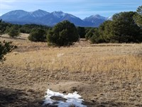 Brand New Vista Sawatch Subdivision : Salida : Chaffee County : Colorado