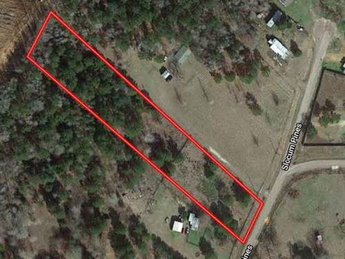 2.64 Acres in Anderson County, TX : Elkhart : Anderson County : Texas