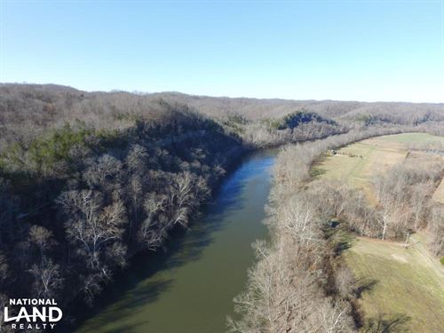 Cumberland River Lots With Private : Burkesville : Cumberland County : Kentucky