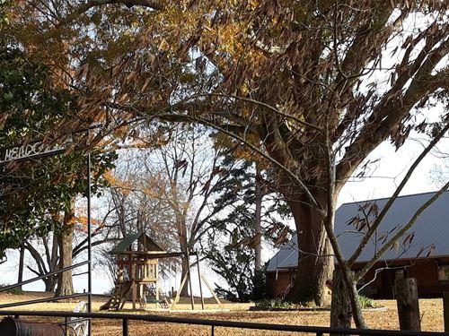 Beautiful 287 Acre Farm and Home : Hope : Hempstead County : Arkansas