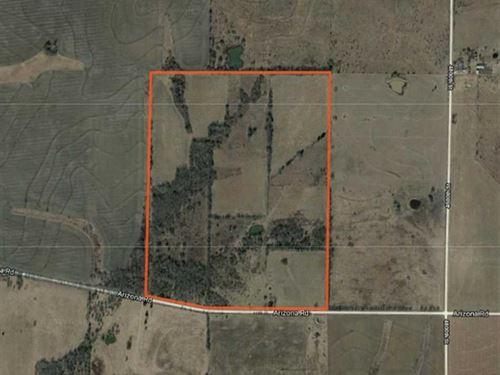 119 Outstanding Hunting And Gra : Savonburg : Allen County : Kansas