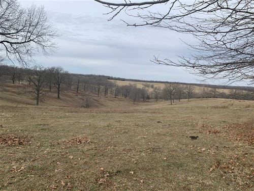 Great 38 Acre Highway Frontage Tra : Warsaw : Benton County : Missouri