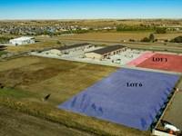 Commercial Land & Building Lot 6 : Wellington : Larimer County : Colorado