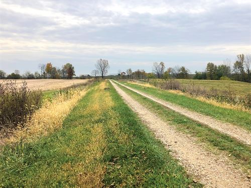 Land Auction In Henry Co, Indiana : Straughn : Henry County : Indiana