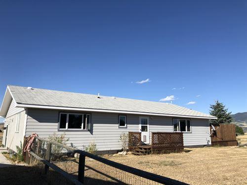 6 Golden Trout Ln : McAllister : Madison County : Montana