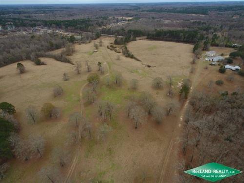 57 Ac, Pasture For Home Site Or DE : West Monroe : Ouachita Parish : Louisiana