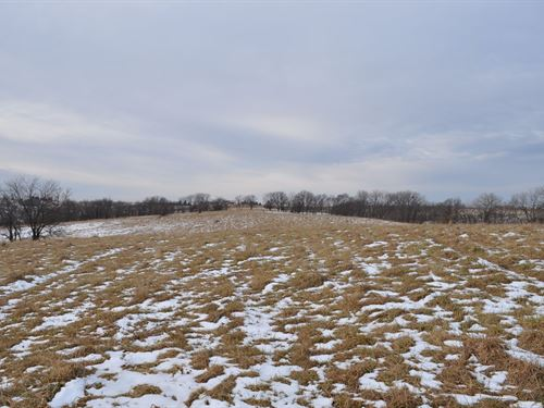 80 Acres Pasture in Gentry County : King City : Gentry County : Missouri