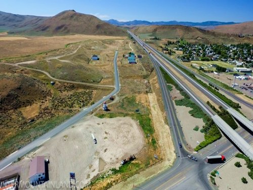 Prime Commercial Acreage : Baker City : Baker County : Oregon