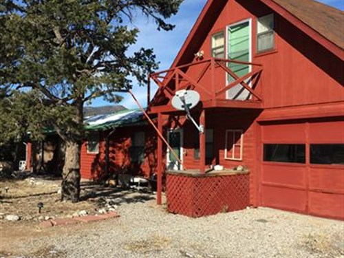 This is Your Cabin in The Woods : Howard : Fremont County : Colorado