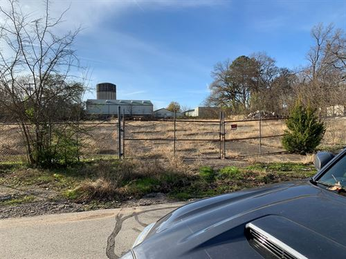 Downtown Tyler Area Land For Sale : Tyler : Smith County : Texas