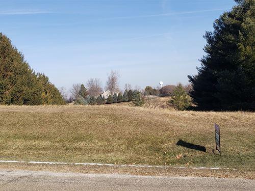1 Acre Lot in The County : Anamosa : Jones County : Iowa