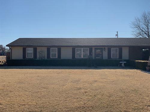N, Central Okla, Home Pond Creek : Pond Creek : Grant County : Oklahoma