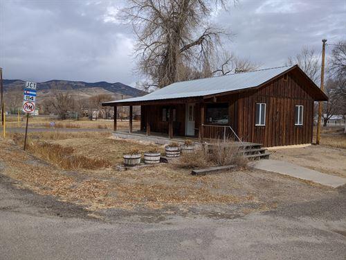 Commercial Building Land Saguache : Saguache : Colorado