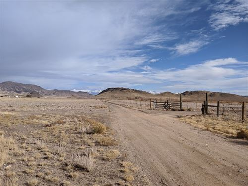 Saguache CO Mtn Land Domestic Well : Saguache : Colorado