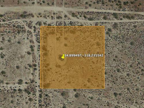 Property in Kern, Ca, 1.96 Acres : Rosamond : Kern County : California