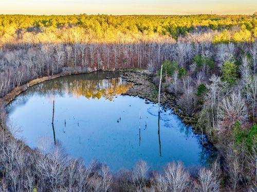 Mallard Lodge at Buck Creek : Barnesville : Lamar County : Georgia