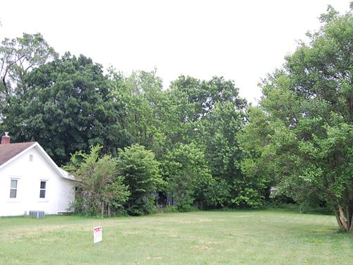 Open Residential Lot in Great Area : East Peoria : Tazewell County : Illinois