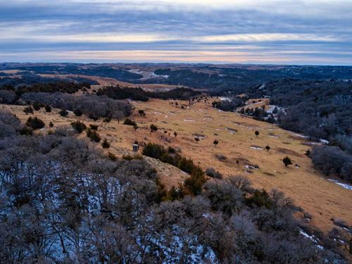 240 Acres Knox County Nebraska : Niobrara : Knox County : Nebraska