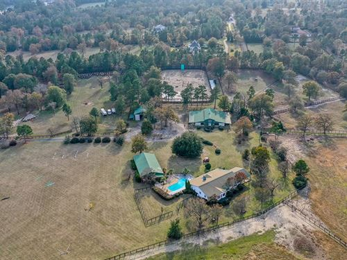 Equestrian Property Aiken, South : Aiken : South Carolina