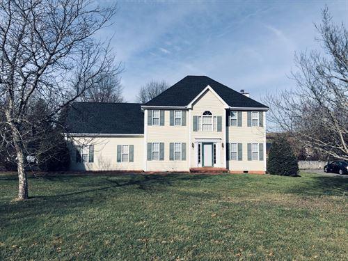 Country Home Close To Town Abingdon : Abingdon : Washington County : Virginia
