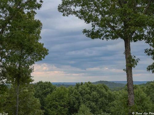 Beautiful Ozark Mountain Views : Clinton : Van Buren County : Arkansas