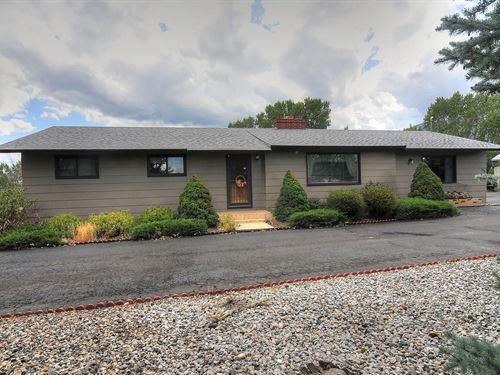 Classic Ranch Style Home : Salida : Chaffee County : Colorado