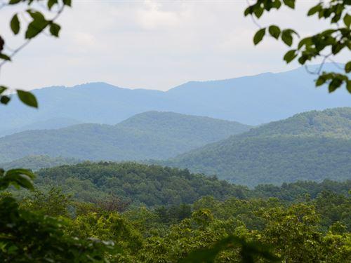 Burnt Mountain 1 : Ellijay : Dawson County : Georgia