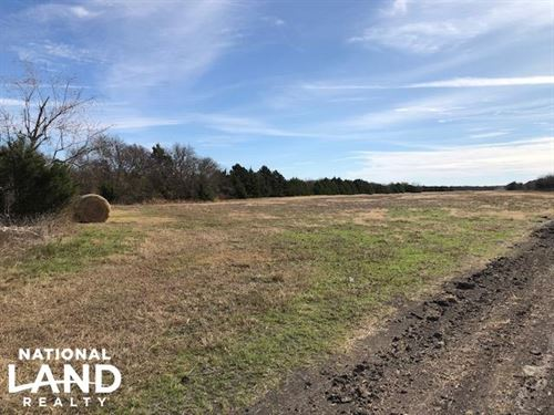 52 Acres Investment Tract In Fo : Forney : Kaufman County : Texas
