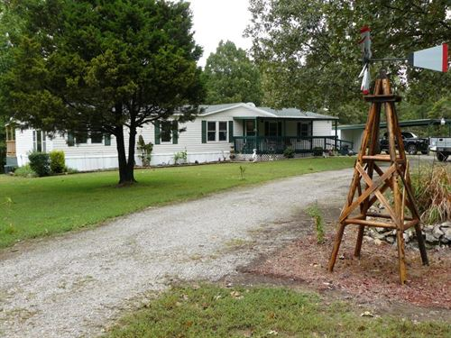 Country Home in Ozark County, MO : Gainesville : Ozark County : Missouri