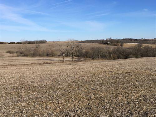 64 Acres Tillable With Great Roi : Milan : Sullivan County : Missouri