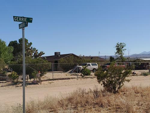 Views, Utilities, Blm, $299/Mo : Landers : San Bernardino County : California