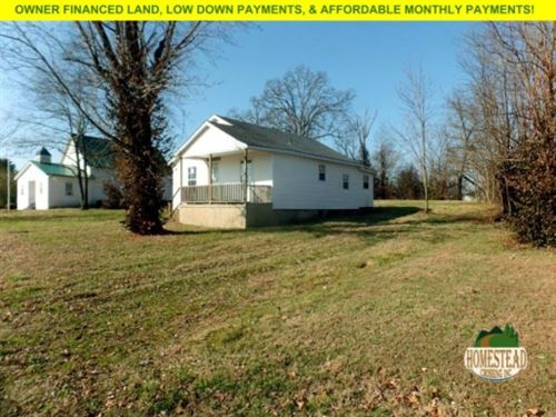 Fix-Up Home Project : Mountain View : Howell County : Missouri